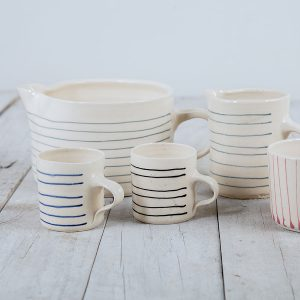 Wonki Ware mugs and jugs
