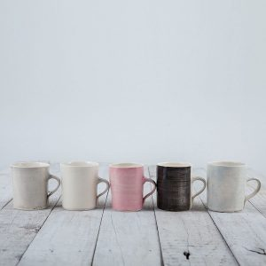 small straight mugs